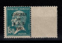 YV 265 N** BdF Congres Du BIT - Pasteur Cote 48 Euros - France
