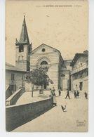 SAINT MICHEL DE MAURIENNE - L'Eglise - Saint Michel De Maurienne