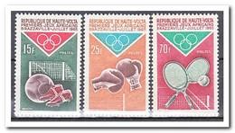Haute Volta 1965, Postfris MNH, Sport - Opper-Volta (1958-1984)