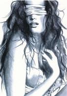 Cartes De Collection - Jennifer Janesko - Comic Image 04 - Pin Up - Other