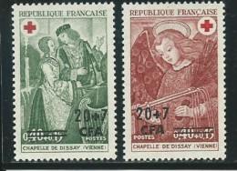 REUNION CFA: **, N° YT 391 Et 392, TB - Reunion Island (1852-1975)