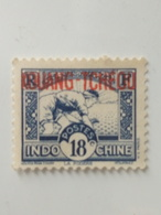 Surcharge Kouang Tchéou 18c Indochine 148A - Unused Stamps