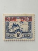 Surcharge Kouang Tchéou 18c Indochine 148A - Kouang-Tchéou (1906-1945)