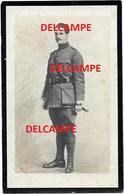 Oorlog Guerre Karel Caluwaerts Wommelgem Soldaat Gesneuveld Te Pervijze September 1918 Diksmuide - Images Religieuses