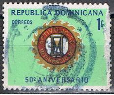 (DOM 9) REPUBLICA DOMINICANA // YVERT 715 // 1972 - Dominican Republic