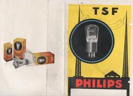 Publicité Pour PHILIPS Lampes TSF  (PPP10532) - Advertising