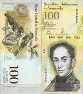 Venezuela 2017 - 100000 Bolivares - 13.12.2017 - Pick 100 UNC - Venezuela