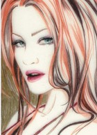 Cartes De Collection - Jennifer Janesko - Comic Image 11 - Pin Up - Other