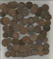 MONNAIE ,  LOT DE 70 MONNAIES , 510 G, Frais Fr 14.50 E - Kiloware - Münzen