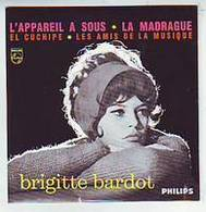 BRIGITTE  BARDOT  ° LOT DE 3   CD SINGLE   COLLECTION  REPRODUCTION  DU  45 TOURS  D'EPOQUE - Music & Instruments