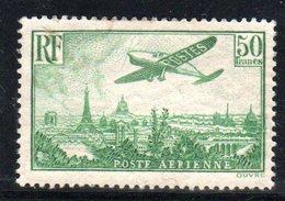 FRANCE - YT PA N° 14 - Neuf * - MH - Cote: 1100,00 € - 1927-1959 Nuovi