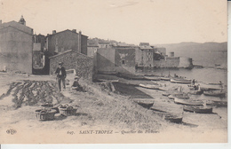 SAINT TROPEZ- Quartier Des Pêcheurs ( E.L.D. )  PRIX FIXE - Autres Communes