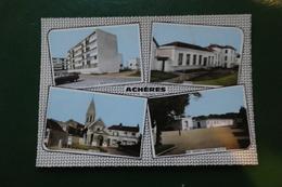 Achères Yvelines  écrite En 197 - Acheres