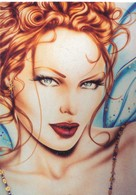 Cartes De Collection - Jennifer Janesko - Comic Image 16 - Pin Up - Other