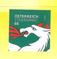 Österreich 2017: Mi.-Nr. 3310:   Heraldik   ** - 1945-.... 2a Repubblica