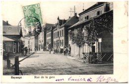 57 HAYANGE - Rue De La Gare - Autres Communes