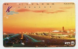 TK 01937 PLANE / AIRPORT ... - JAPAN - Tamura 331-492 - Avions