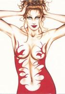 Cartes De Collection - Jennifer Janesko - Comic Image 22 - Pin Up - Other