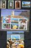 TANZANIA, 2009, MNH, ZANZIBAR ATTRACTIONS, TORTOISES, TURTLES, MONKEYS,BOATS,DOORS, 4v+SLT+S/S - Turtles