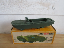 Véhicule Bilindé DUKW Amphibie Airfix  HO En Boite - Army