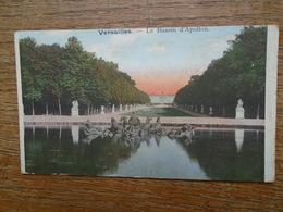 Versailles , Le Bassin D'apollon - Versailles (Château)