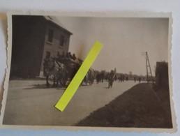 1940 Peronne Villages Proches Exodes évacuation Débacle 4 Photos Ww2 1939 1945 39-45 2WK - War, Military