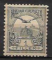 HONGRIE   -   1900 .   Y&T N° 37 * - Nuevos