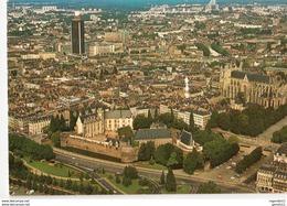 44 - NANTES - LE CHÂTEAU DES DUCS DE BRETAGNE - LA CATHÉDRALE ET LA TOUR DE BRETAGNE - Nantes