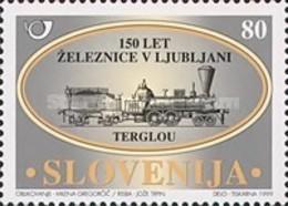 ESLOVENIA 1999 - SLOVENIE - TREN DE ZELEZNICE - YVERT Nº 247** - Slovénie