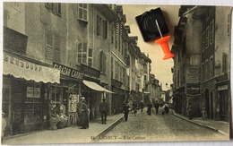 ANNECY. Rue Carnot - Annecy
