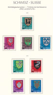 Suisse,Wohltätigkeitsmarken, Timbres De Bienfaisance, PRO JUVENTE,  1978+79,   Cote  7€ (W19016/56) - Pro Juventute