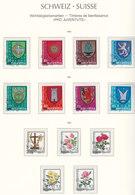 Suisse,Wohltätigkeitsmarken, Timbres De Bienfaisance, PRO JUVENTE,  1980+81+82,   Cote 11.5€ (W19016/57) - Pro Juventute