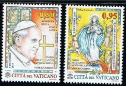 16.- VATICANO VATICAN CITY 2015 THE BEGINNING OF THE HOLY YEAR OF MERCY - Vatican