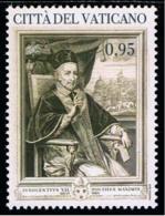 18.- VATICANO VATICAN CITY 2015 IV CENTENARY OF BIRTH POPE INNOCENZO XII - Vaticano (Ciudad Del)