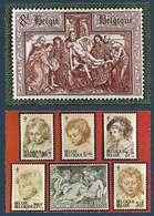 Bruxelles - Musée Postal - 5 Cartes Postales - Poste & Facteurs