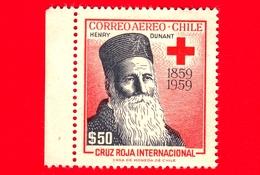 Nuovo - ML - CILE - 1959 - Croce Rossa - Jean Henri Dunant (1828-1910) - 20 - Cile