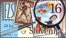 ESLOVENIA 1999 - SLOVENIE - CLUB FILATELICO ESLOVENO - YVERT Nº 234** - Slovénie