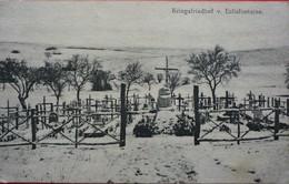 K.u.K. KRIEGSFRIEDHOF V. ECLISFONTAINE  W.W.I. - Cimiteri Militari