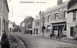 Harbonnieres Rue D Amiens - France