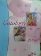 Bambola Doll Poupe Muñecas Catalogo Catalogue Falca 2001 - Other Collections