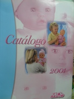 Bambola Doll Poupe Muñecas Catalogo Catalogue Falca 2001 - Andere Verzamelingen