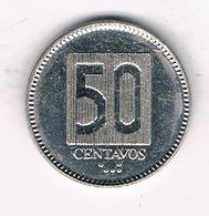 50 CENTAVOS 1988 ECUADOR /3207/ - Ecuador
