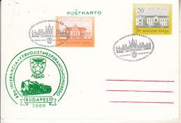 ESPERANTO  - HONGRIE - Esperanto