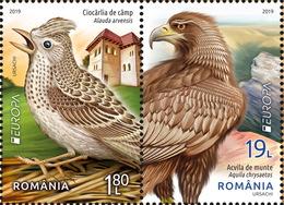 Romania 2019 / Europa / Set 2 Stamps - 2019