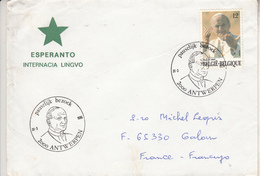 ESPERANTO  -  BELGIQUE - Esperanto