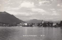 2 AK Strobl Am Wolfgangsee Im Salzkammergut, Um 1950 - Österreich