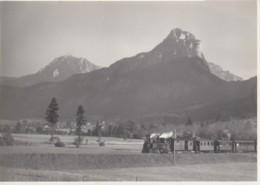Strobl Am Wolfgangsee Im Salzkammergut, SKLB Salzkammergut-Lokalbahn, Um 1950 - Österreich