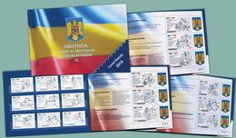 Romania 2019 / The Romanian Constitution / Booklet - 1948-.... Républiques