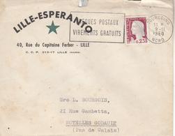 ESPERANTO  -  LILLE (France) - Esperanto