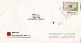 CARLOS BERTELLO & CIA-PRIVATE ENVELOPE OCA CIRCULEE YEAR 1994 - BLEUP - Argentina